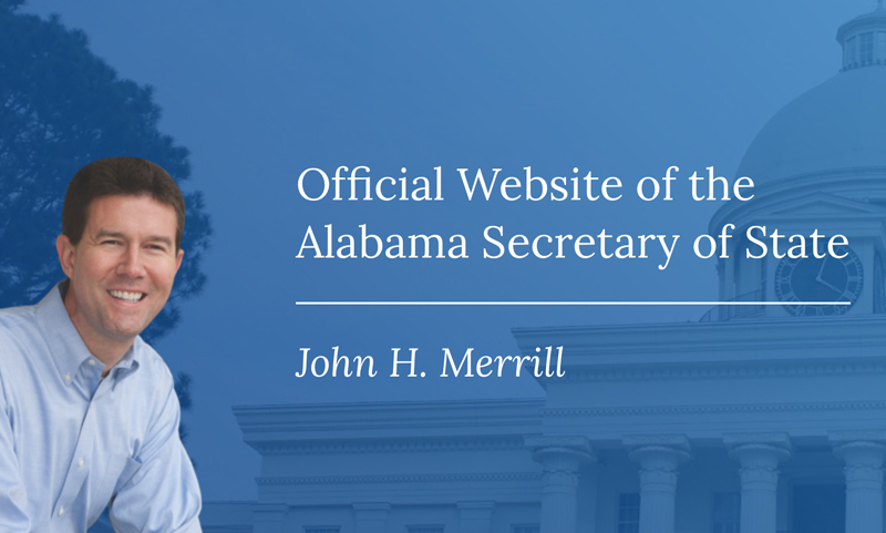 Alabama Secretary of State