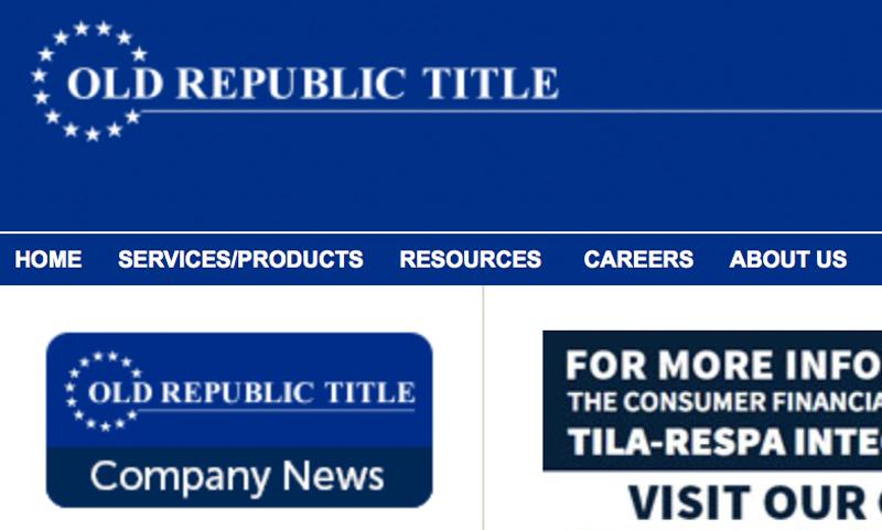 old republic title image