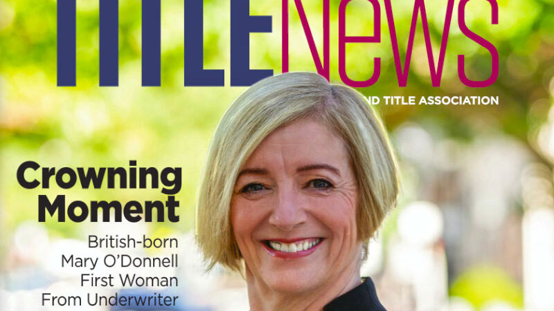 title news crowning moment November 2019
